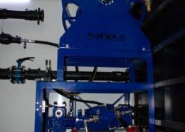 bfm 400 d hose reel HDD mud system