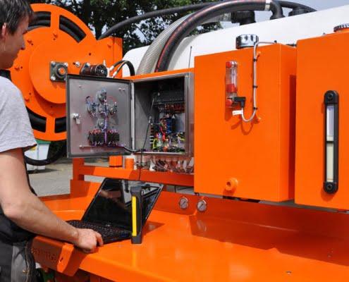 custom hdd machine Bofram horizontal drilling mud systems betonite