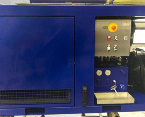 Power unit hydraulic