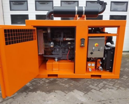 hydraulic power pack bf 40 pp