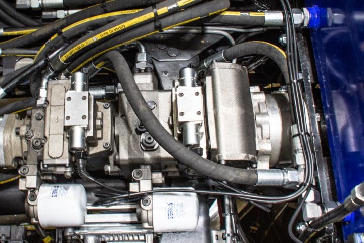 hydraulic power pack bofram BF 100 pp