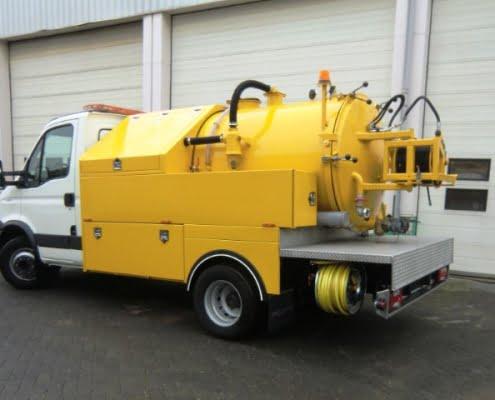 bentonite vacuum excavator hdd