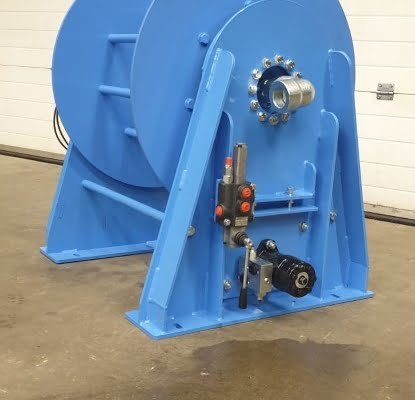 hose reel hdd mix unit