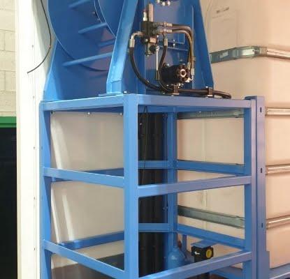 hose reel hdd mix unit