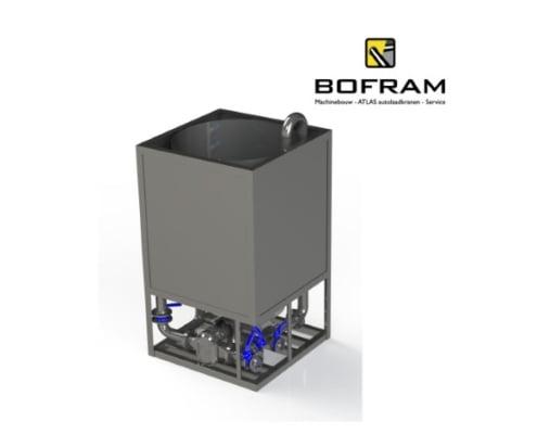 BFGMP 250 E grouting unit grout mix pump