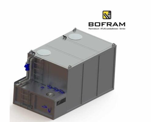 BFM 1000 D mixset aluminium