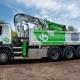 Vrachtwagen truck opbouw van Boekel laadbak