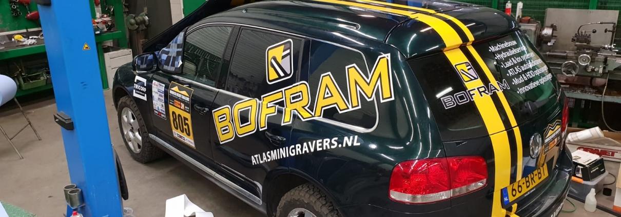 Technisch team Bofram