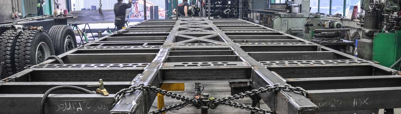 vrachtwagenopbouw Chassis Bofram