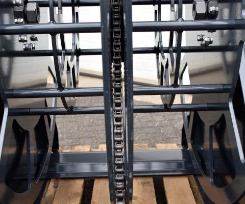 industriële slanghaspel ketting