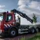Brandweer Bofram Atlas autolaadkraan