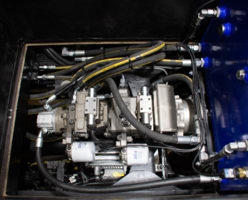 BFM 400 D Bofram HDD motor