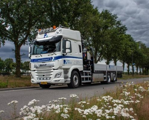 Bofram opbouw zware Atlas autolaadkraan Peter Peters Schaijk