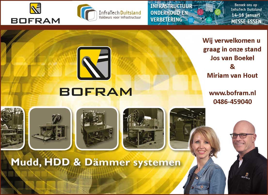 Bofram Infratech Essen Duitsland