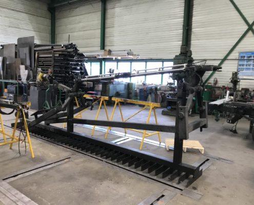 Renovatie zandwasser RWZI Nieuwveer Breda Van Boekel Bofram Techniek