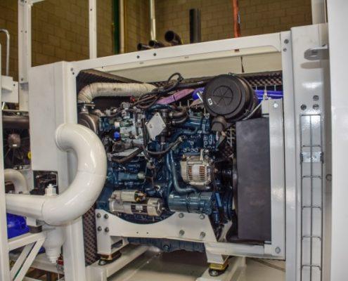 Bofram HDD motor ruimte met geluidsdemping