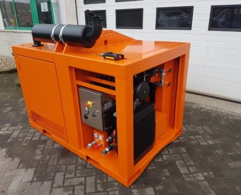 hydrauliek powerpack BFM 40 PP