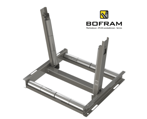 Bofram Techniek hdd overige horizontaal gestuurd boren pipe roller bundle