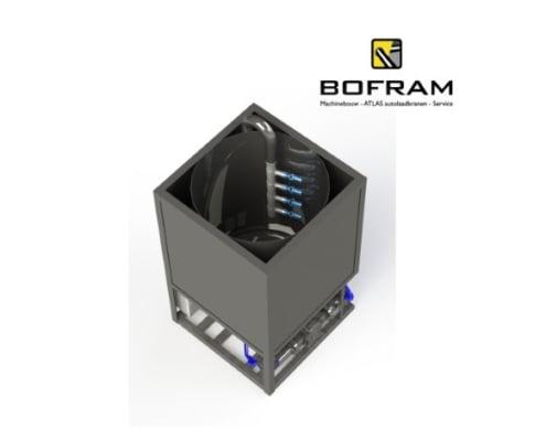 BFGMP 600 E grout mix pomp grout unit (2)