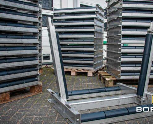 Pipe rollers uitgeklapt Bofram Techniek Pipe Rollers Bundel (3)