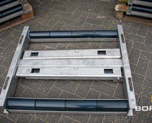 Pipe rollers ingeklapt Bofram Techniek Pipe Rollers Bundel (9)