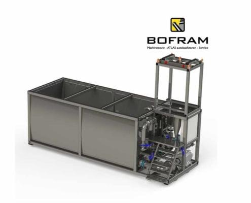 BFM 2000E mixcontainer